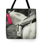 First Show Red Tote Bag