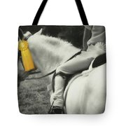 First Show Yellow Tote Bag