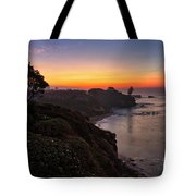 First Sunrise Of 2018 Tote Bag