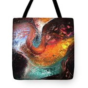 First Three Minutes - Minute 3 Tote Bag