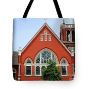 First United Methodist Church Tupelo Ms Tote Bag
