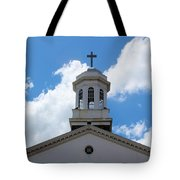 First United Methodist Of Plant City Fl Tote Bag