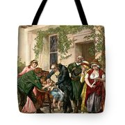 First Vaccination, 1796 Tote Bag
