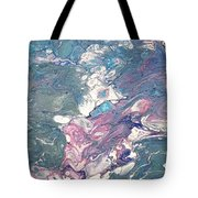 Fisch Under Water Tote Bag