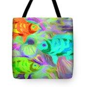 Fish 3 Tote Bag