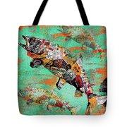 Fish And Bourbon Tote Bag