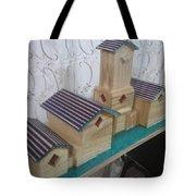 Fish Box Cover Tote Bag