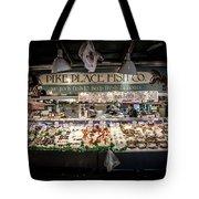Fish Counter Tote Bag