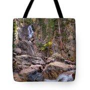 Fish Creek Fallin Tote Bag