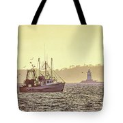 Fish For Dinner Tote Bag