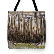 Fish For Snack Tote Bag