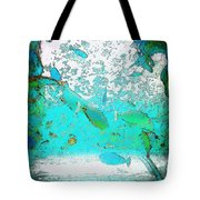 Fish Life Tote Bag