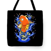 Fish Lucky Tote Bag
