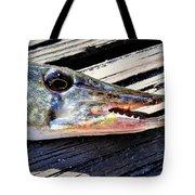 Fish Mouth Tote Bag