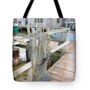 Fish Net Tote Bag