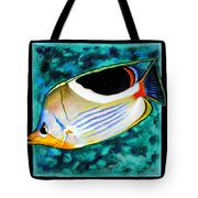 Fish Number Eleven Tote Bag