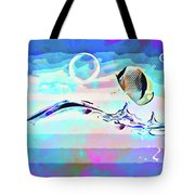 Fish Ocean Picture Tote Bag