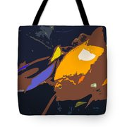 Fish Of The Tropics Tote Bag