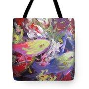 Fish Symphony  Tote Bag