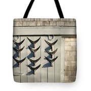 Fish Tail Shack Tote Bag