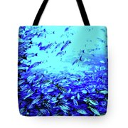 Fish Traffic Tote Bag
