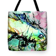 Fish Under Water Tote Bag