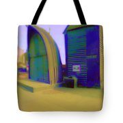 Fisher Houses Tote Bag