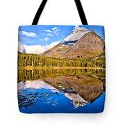 Fishercap Blue Reflections Tote Bag