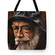 Fisherman By Kurt Lang Tote Bag