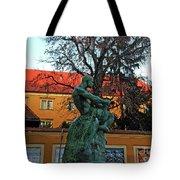 Fisherman Fight, Zagreb  Tote Bag
