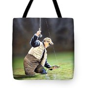 Fisherman II Tote Bag