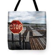 Fishermans Dock Tote Bag