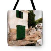 Fisherman's House Tote Bag