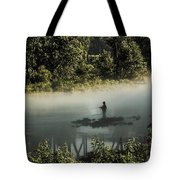 Fishermans Paradise  Tote Bag