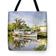 Fisherman's Pride Tote Bag
