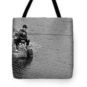 Fisherman's Tail Tote Bag