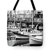 Fishermans Wharf Tote Bag
