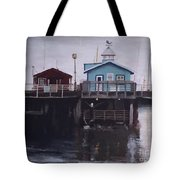 Fishermen Respite Tote Bag