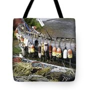 Fishermen's Supplies Tote Bag