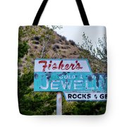 Fisher's Jewelry Tote Bag