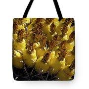 Fishhook Barrel Cactus Fruit Tote Bag