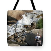 Fishing Anyone Tote Bag