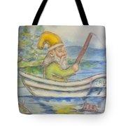 Fishing Around Tote Bag