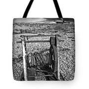Fishing Boat Graveyard 8 Tote Bag