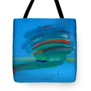 Fishing Boat Hastings Tote Bag