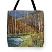Fishing Creek Tote Bag
