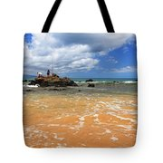 Fishing In Maui Tote Bag