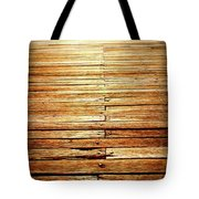 Fishing Into The Sunset Tote Bag