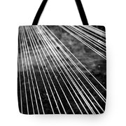 Fishing Lines Tote Bag