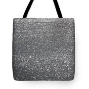 Fishing On Top Of The World Tote Bag